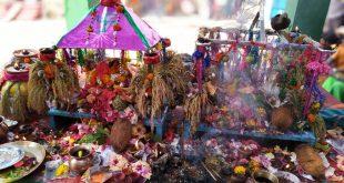 जनजातीय अनुष्ठान : गौरी-गौरा पूजा