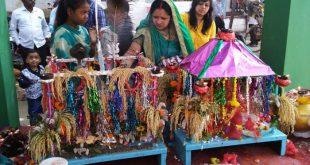 छत्तीसगढ़ का प्रमुख जनजातीय पर्व : गौरी-गौरा पूजन