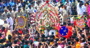 भगवान जगन्नाथ मंदिर और भव्य रथयात्रा