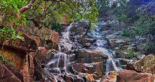 केशकाल का भव्य झरना : उमरादाह